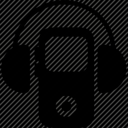 audio, gadget, ipod, mp3, music icon