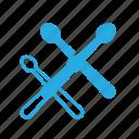 drum, instrument, music, play, stick icon