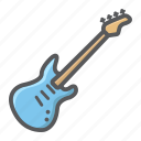 bass, electric, guitar, instrument, jazz, music, sound