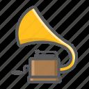 audio, gramophone, music, phonograph, record, retro, vinyl