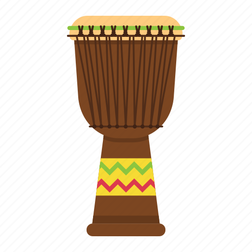 african, djembe, drum, festival, instrument, music, sound icon