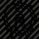 drumsticks, hobbies, music, drum, instrument, free, multimedia icon