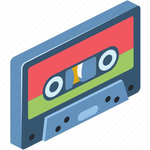 Classic, compact, media, illustration, isolated, aged, stereo icon - Download on Iconfinder