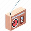 antenna, audio, background, broadcast, button, color, colorful, communication, cool, design, dial, electrical, elegance, element, entertainment, equipment, flat, fm, graphic, group, illustration, image, internet, isolated, isometric, media, music, object, old, radio, receiver, retro, sign, single, sound, speaker, station, sticker, style, symbol, technology, tuner, vintage, volume, web, website, white, wireless, wood, yellow
