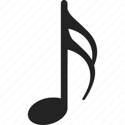 audio, music, music note, sheet music, sound icon