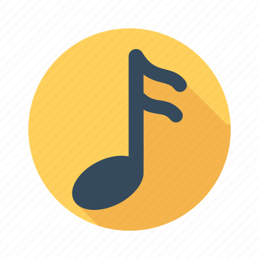 music, notes, sing, song, voice icon
