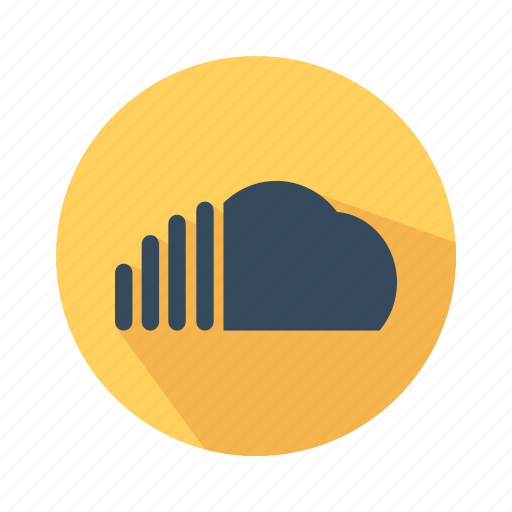 cloud, music, notes, sing, song, voice icon