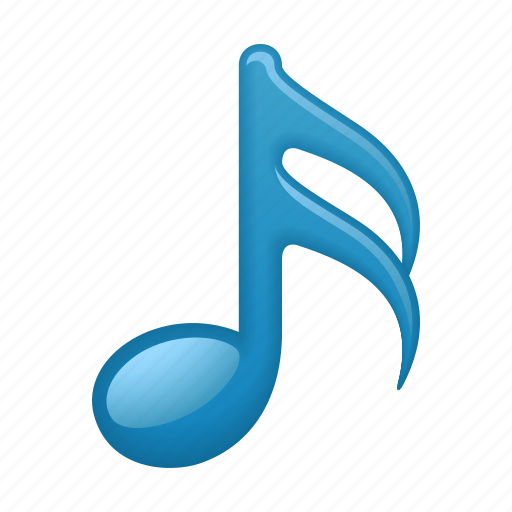 music, music note, musical, musical note, note, sheet music icon
