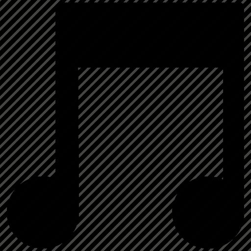 audio, multimedia, music, music note, musical instrument, sound, speaker icon