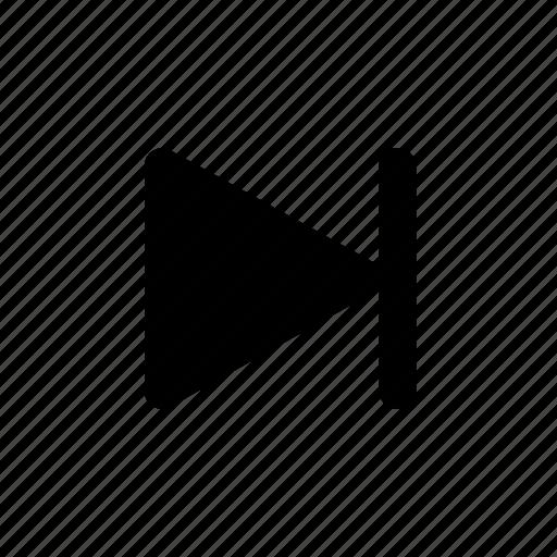 audio, media, music, next, sound icon