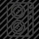 audio, instrument, media, music, player, song, speaker icon