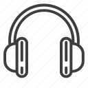 album, audio, format, headphone, instrument, music, song icon