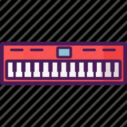 grand piano, keyboard, keys, melody, pedals, piano icon