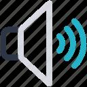 audio, control, media, sound, speaker