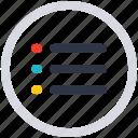 list, music, palylist, sound icon icon