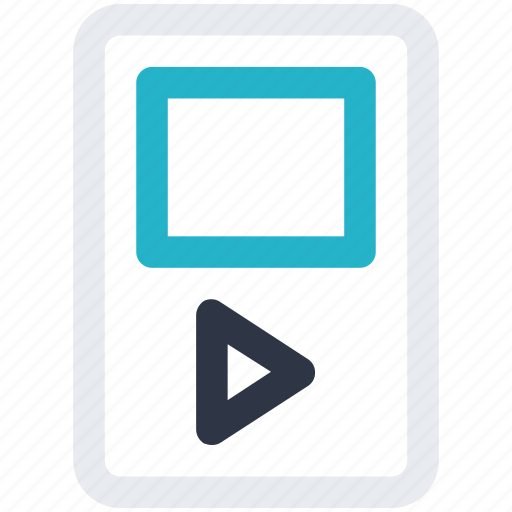 ipod, music, music player, player icon icon