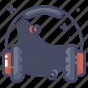 headphone, headset