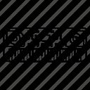 electro, instrument, keyboard, piano, sampler icon
