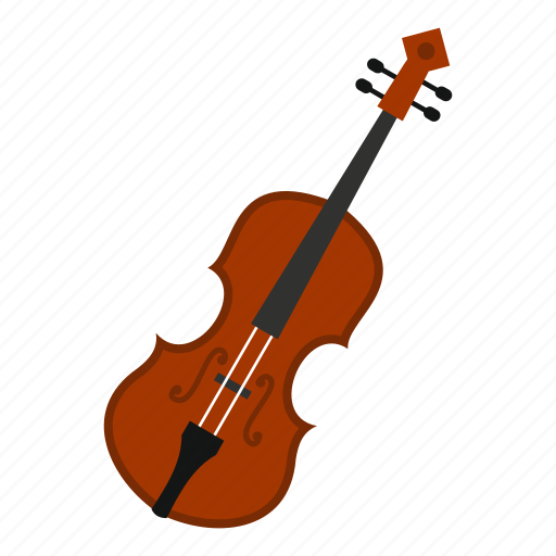 cello, classical, instrument, music, musical, orchestra, string icon