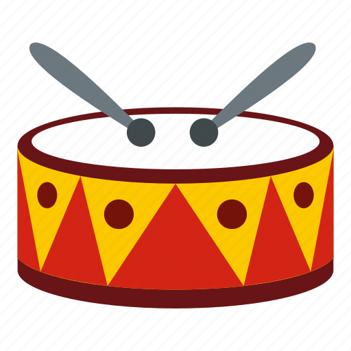 culture, drum, instrument, music, musical, percussion, sticks icon