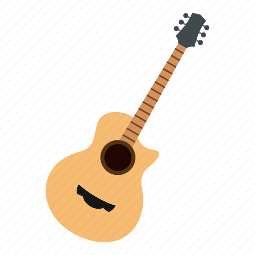 electric, guitar, music, musical, play, rock, string icon