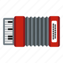 accordion, equipment, instrument, music, musical, musician, sound