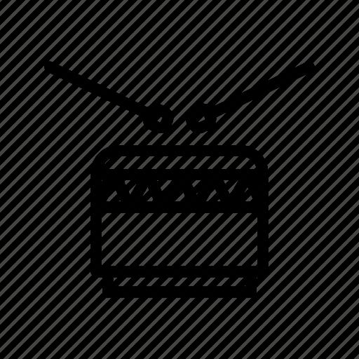 drum, musical instruments icon