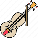 instruments, music, violin icon