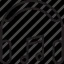 listening, music, audio, instrument, musical, sound, speaker