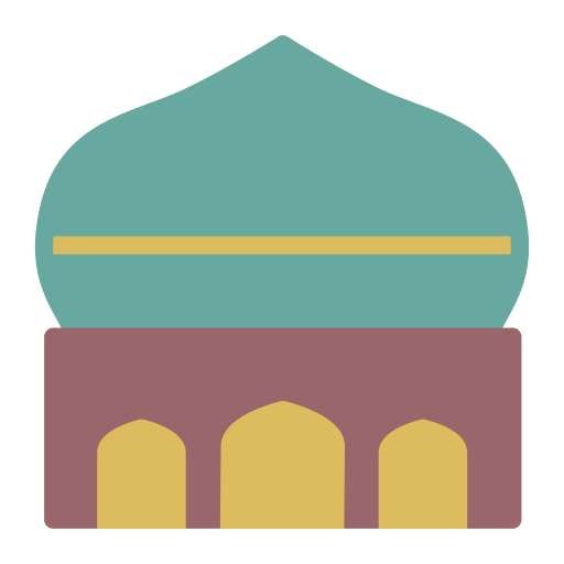 masjid, muslim, pray icon