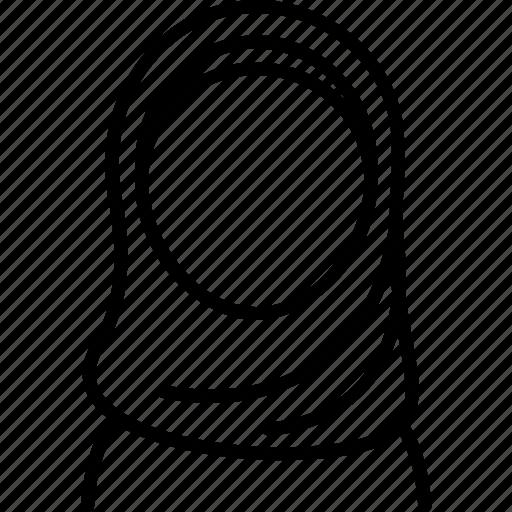 Hijab Icon 1