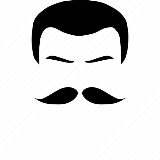 black mustache, face, male, man, mustache, mustache styled, style icon