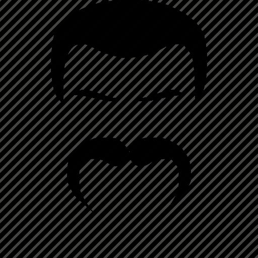black mustache, face, hair, man, mustache, mustache styled, style icon