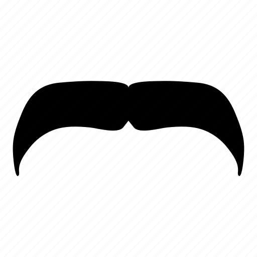 Beard, face, hair, hipster, man, moustache, mustache icon - Download on Iconfinder
