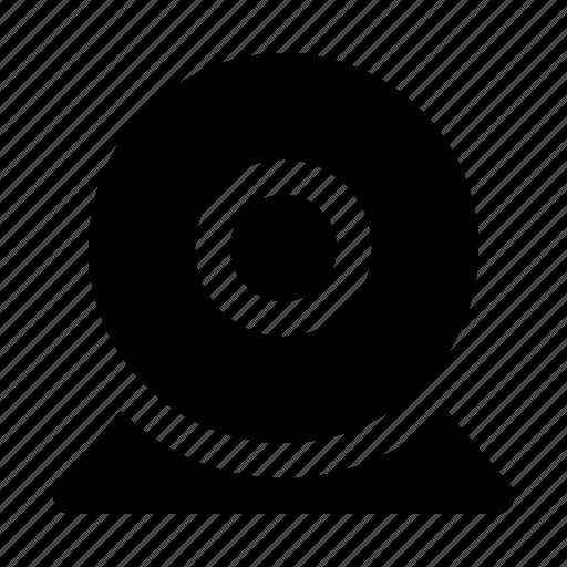 cam, cctv, live, security, webcam icon
