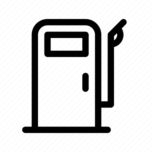 Fuel, gas, gasoline, pump, station icon - Download on Iconfinder