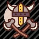 godess, helmet, religion, roman, sxe, viking, worship