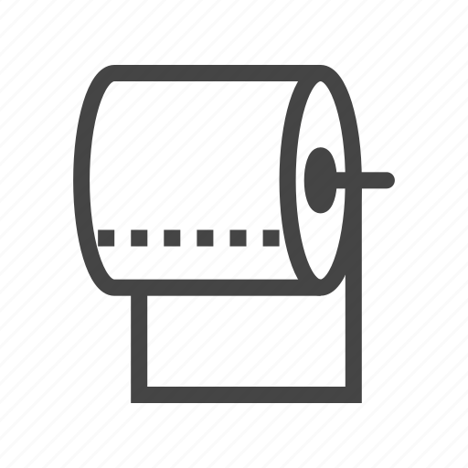 clean, hands, paper, sheet, toilet, wash icon