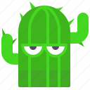 cactus, desert, thorns icon
