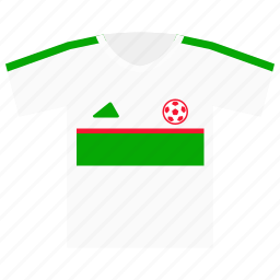 algeria, football, soccer, world cup icon