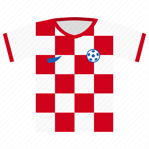 croatia, football, soccer, team, world cup icon