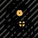 chief, headdress, leader, tribal, warrior icon