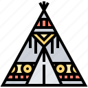 campground, navajo, teepee, tent, tribal