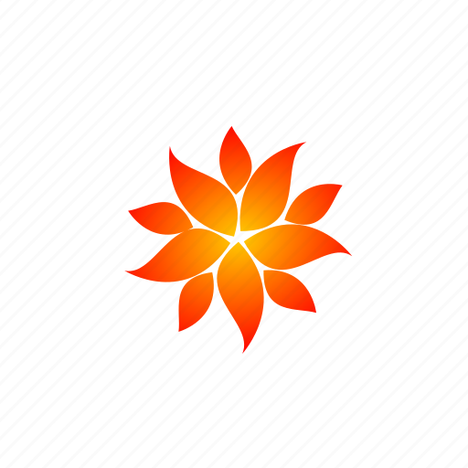 flower, growth, life, natural, nature icon
