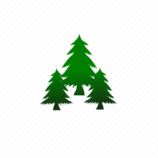 forest, growth, life, natural, nature icon