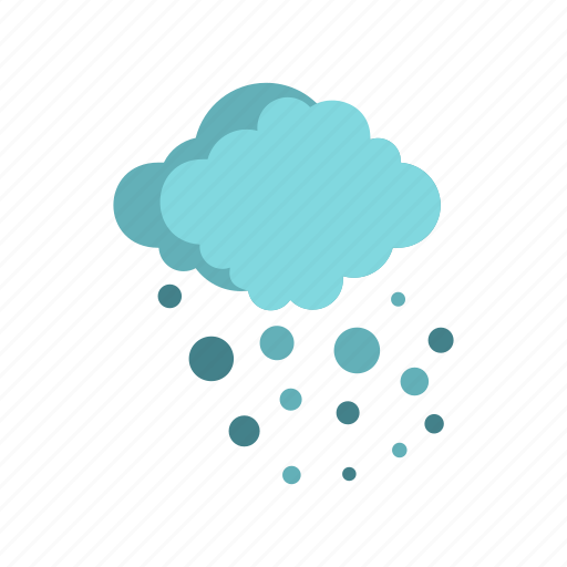 climate, drop, hail, meteorology, sky, water, weather icon