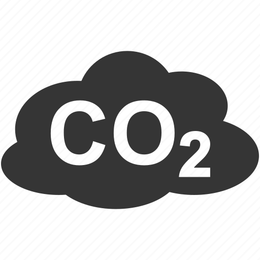 alert, co2, danger, emission, emissions, hazard, risk, warning, waste icon
