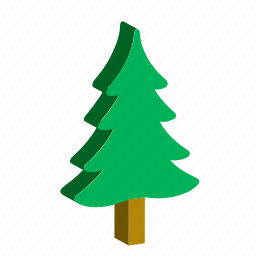 christmas, fir, forest, nature, tree, woods, xmas icon