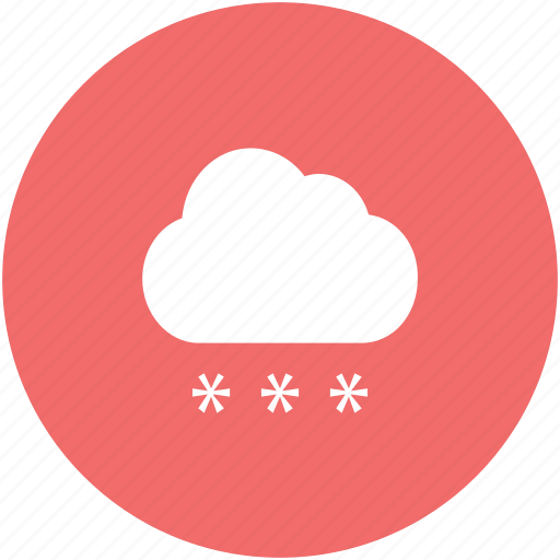 atmosphere, cloud, cloud decoration, raindrops, raining, rainy, weather icon