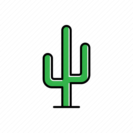 cactus, desert, green, nature icon